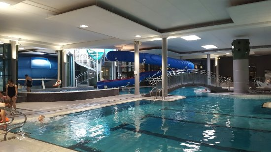 Sarpsborg, Norwegia: Nice pool