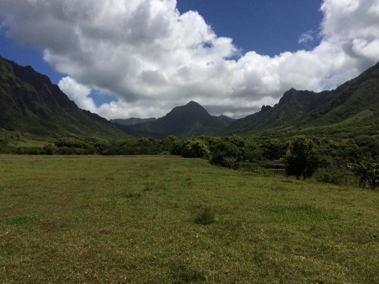 Kaneohe, HI: One Jurassic Park filming location