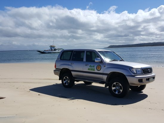 Rainbow Beach 4x4 Hire