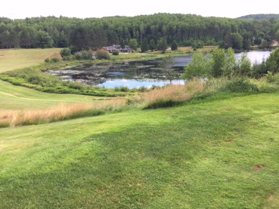 Barry's Bay, Canada: view for the golfcourse