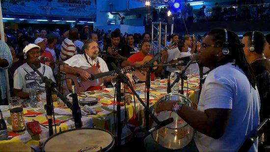 Full Samba Experience