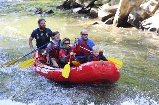 Nantahala Rafting with Adventurous Fast Rivers - Tours : photo0.jpg