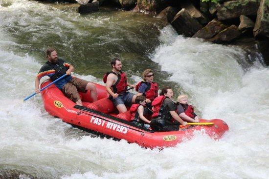 Nantahala Rafting with Adventurous Fast Rivers - Tours : photo1.jpg