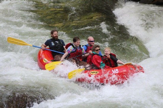 Nantahala Rafting with Adventurous Fast Rivers - Tours : photo2.jpg