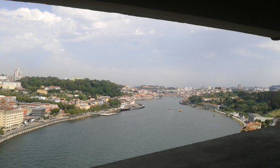 Porto Bridge Climb: Vista do topo
