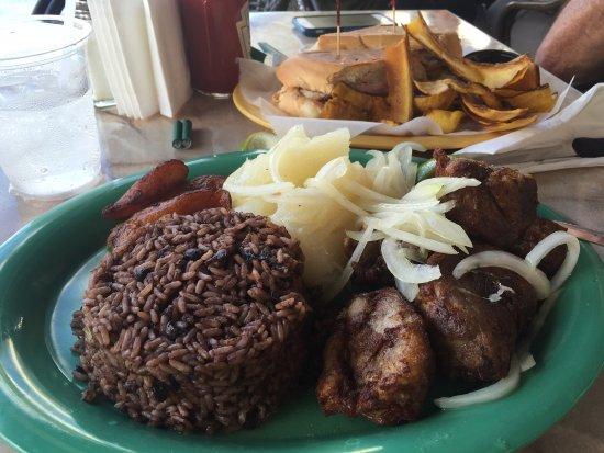 Plato tipico cubano picture of latin american cuban - Cuban cuisine in miami ...