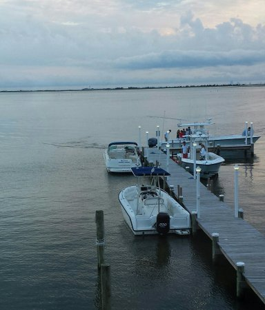 Tuckerton, Нью-Джерси: Panini Bay Waterfront Restaurant