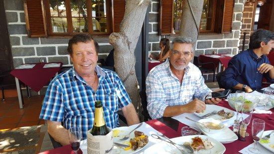 Gaula, Portugal: restaurante só espeto