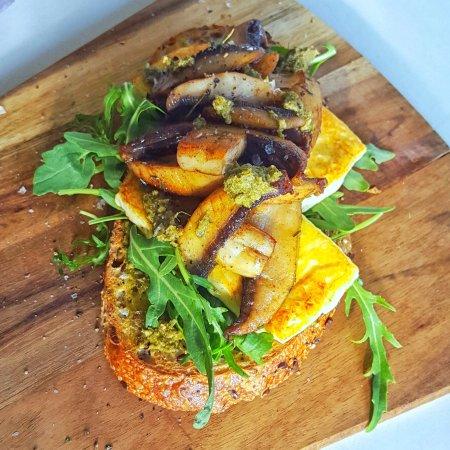 Annandale, Австралия: Roasted mushrooms