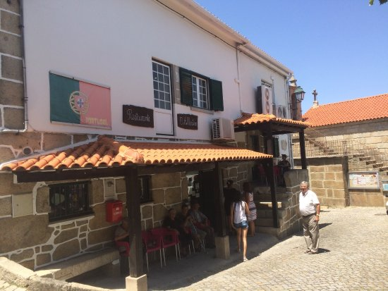 Gouveia, Portugal: O Albertino