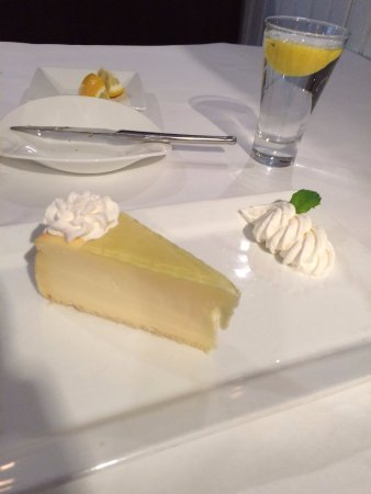 Catonsville, Maryland: Local Key Lime Cheesecake