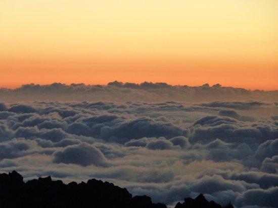 Kula, Havai: Haleakala at 10 000 feet altitude.