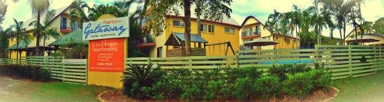 Rainbow Getaway Holiday Apartments: Winter School Holidays July 2016