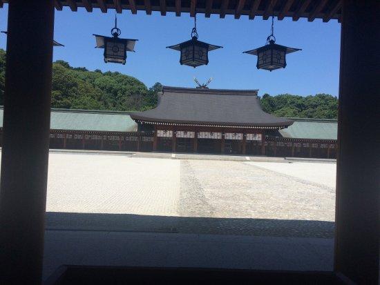 Kashihara Shrine: photo1.jpg