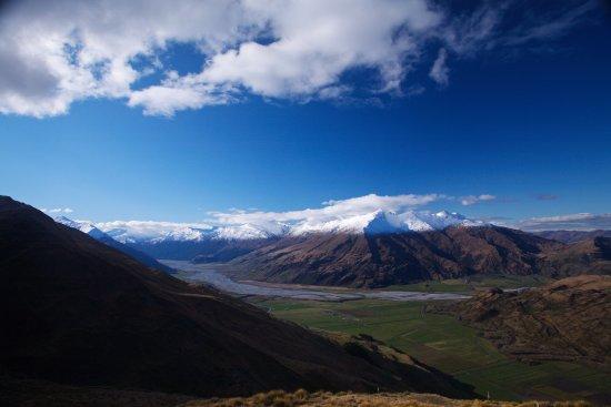 Rangiora, New Zealand: South Island, high country
