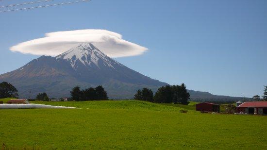 Rangiora, New Zealand: Changing weather..