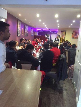 Coleshill, UK: Dreamers Indian Cusine