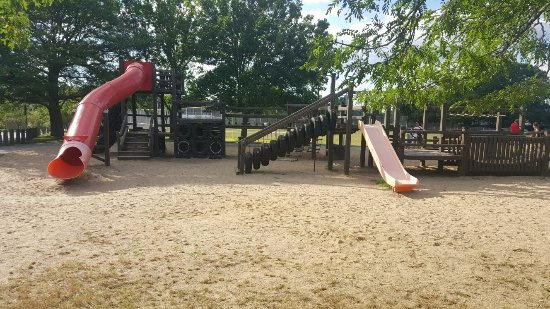 Somerset, MA: Pierce Beach & Playground