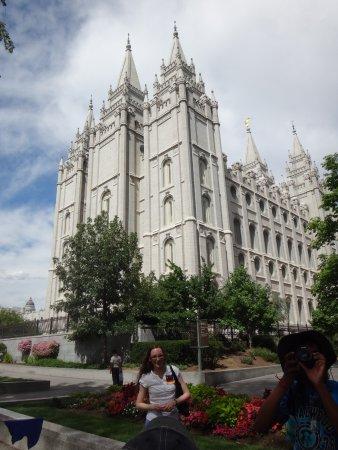 Temple Square Photo