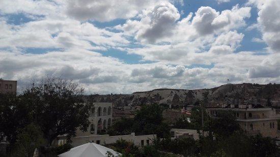 Kemal's Guest House: Vista desde la terraza