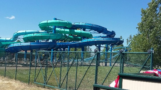 Silverwood Theme Park: 20160630_150406_large.jpg