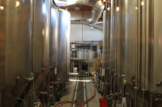Bigfork, มอนแทนา: The brewery