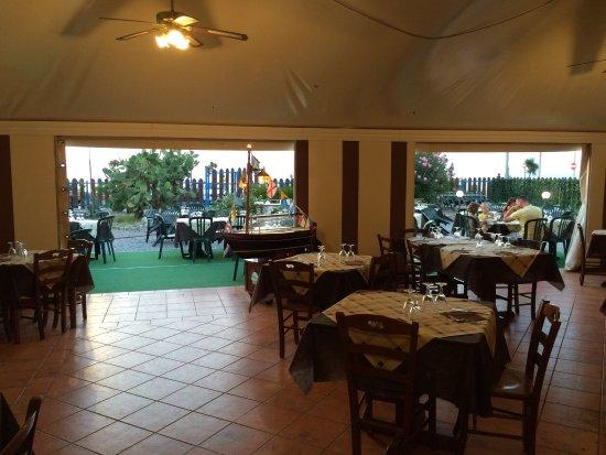 Venetico, Itália: Ristorante - Pizzera L'Ancora di Antonio Paratore e Natale Galletta