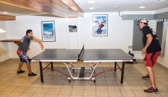 Killington, VT: ping pong