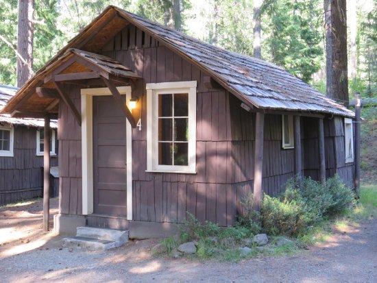 Prospect, Орегон: Cabin 4