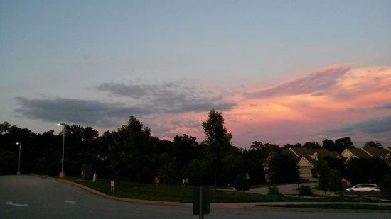 Ballwin, MO: great views outside
