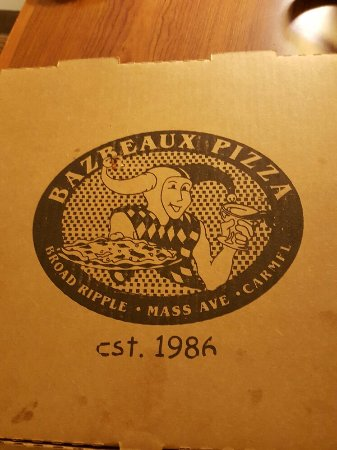 Bazbeaux Pizza: 20160714_224559_large.jpg
