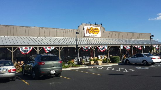 Prescott Valley, AZ: Cracker Barrel