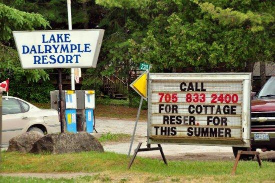 Foto de Lake Dalrymple Resort