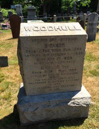 Setauket, NY: Found at the Presbyterian Church along with the Woodhull family