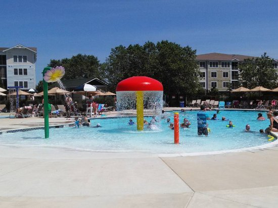 Selbyville, DE: The family pool