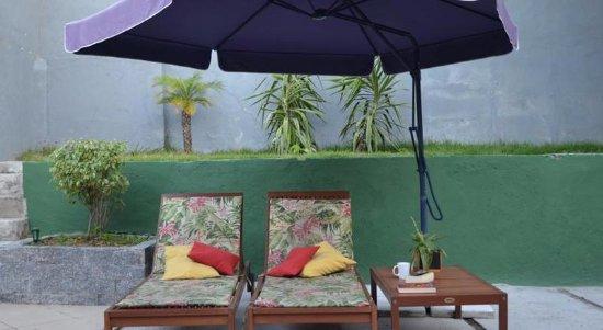 Bossa in Rio Hostel: Para descansar en el ultimo piso