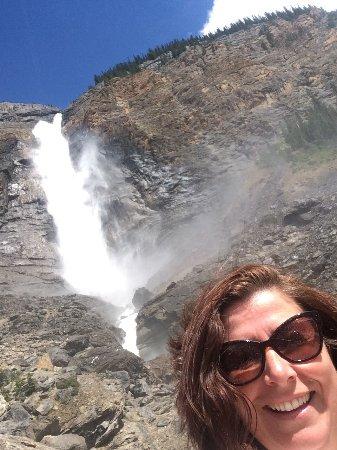 Takakkaw Falls: So worth the trip!