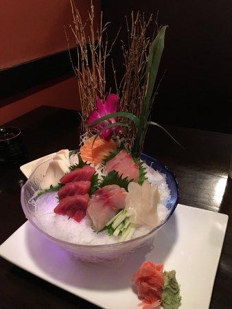 Kyoto Sushi: My dinner tonight