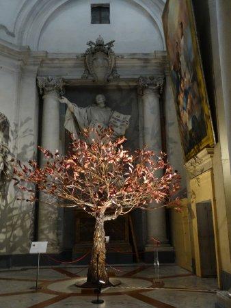 Chiesa di Sant'Ignazio di Loyola: Esculturas