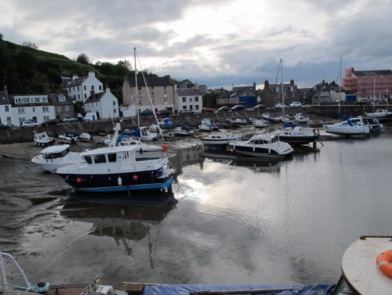 Ship Inn: Stonehaven Harbour