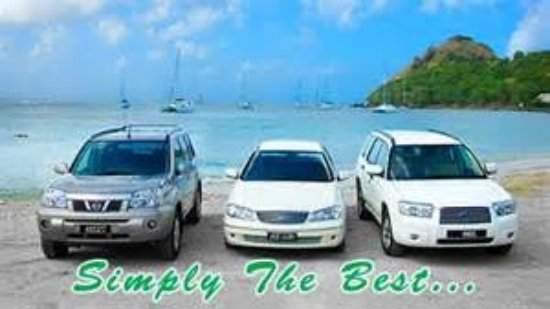 St. Lucian Taxi and Tours