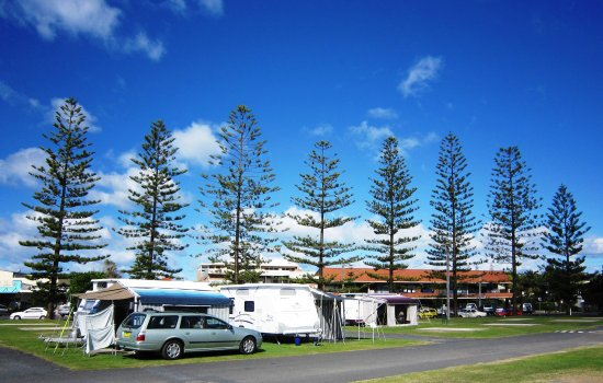 Woolgoolga Beach Holiday Park Woopi Beach Holiday Park