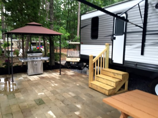 Williamstown, Nueva Jersey: Hospitality Creek Campground