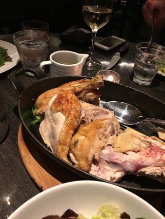 half a chicken...:)