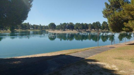 Lancaster, Kalifornia: Vista general del parque