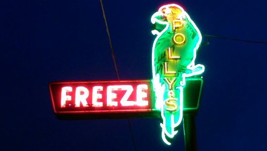Georgetown, IN: Polly's Freeze