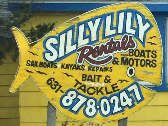 Silly Lily Fishing Station