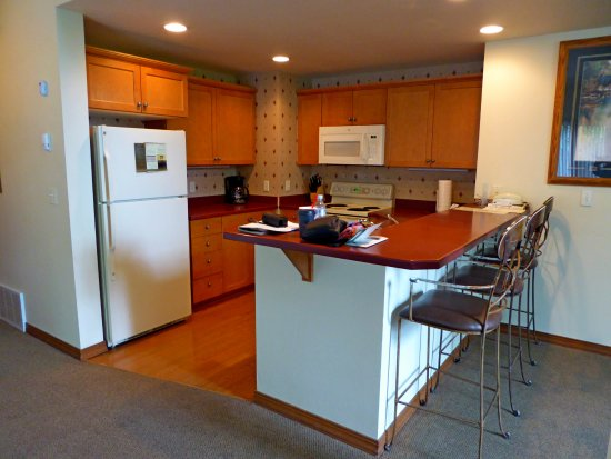 Columbia Falls, Montana: Kitchen