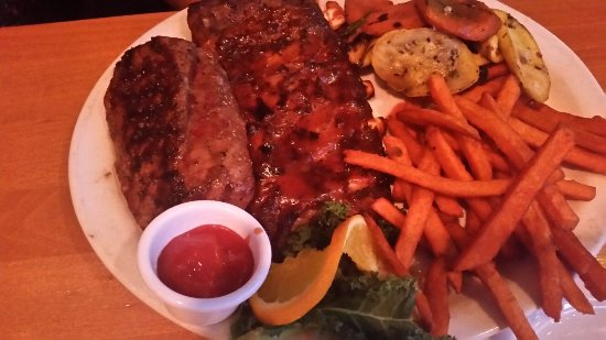 Los Alamitos, CA: Maderas Steak & Ribs