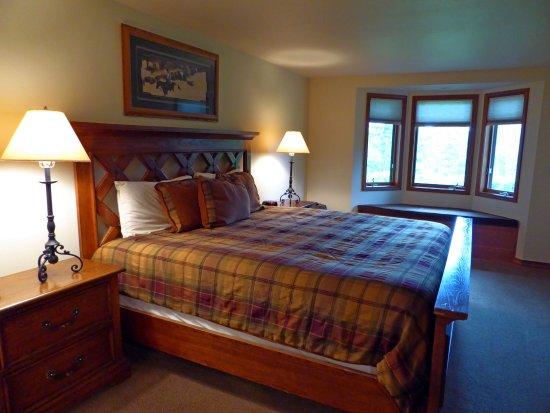 Columbia Falls, MT: Master bedroom